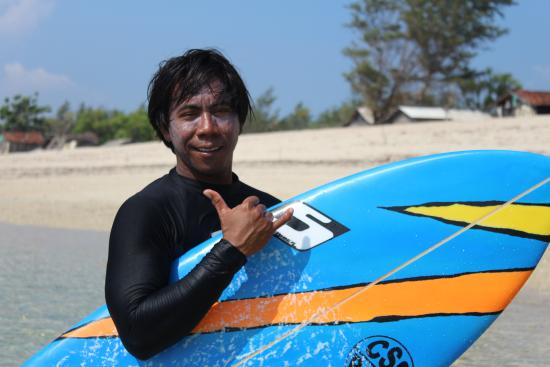 Nengah Private Surf Guiding