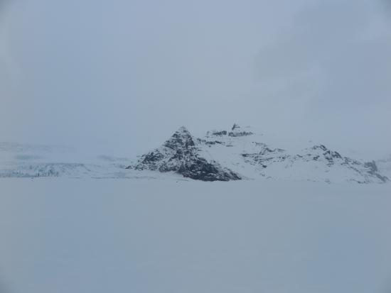 Vatnajokull National Park, Iceland: พื้ันที่กว้างมากครับ ถ้ามาเอง อาจจะหลง หรือเกิดอันตรายได้ครับ