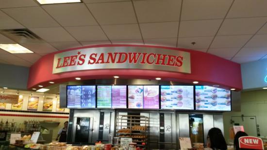 Lees Sandwiches