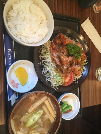 Kitchen Kimura
