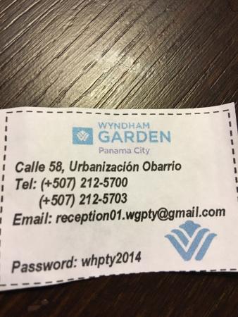 Hotel Wyndham Garden Panama City: photo1.jpg