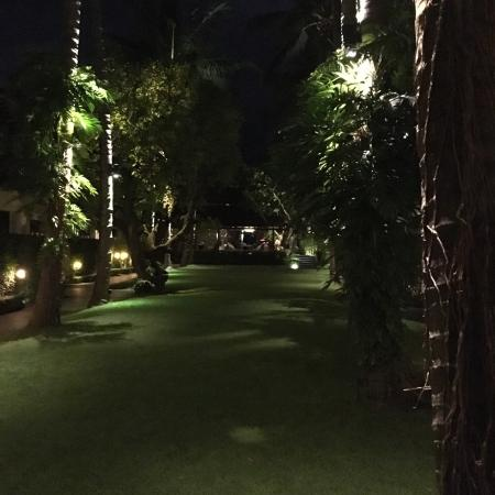 Good 5 star resort with a unique design and setting