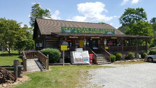 Deep Creek Tube Center & Campground: 20160522_120231_large.jpg