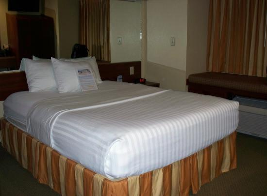 Microtel Inn & Suites by Wyndham Gassaway/Sutton: Queen Bed