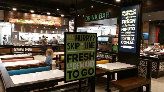 Cafe Rio Sandy Reviews