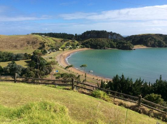 Kaeo, New Zealand: mahinepua bay