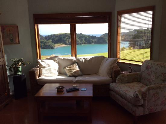 Kaeo, New Zealand: tv room