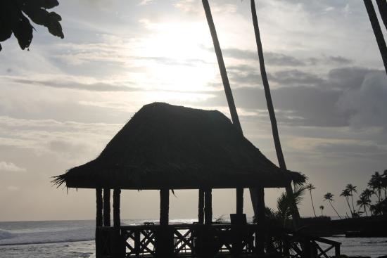 Upolu, Samoa: Sunset