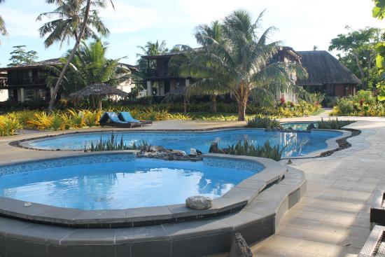 Upolu, Samoa: 3 more pools