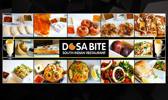 Point Cook, Australia: DosaBite items
