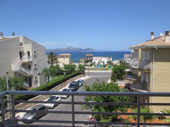 Baulo Mar Apartaments: vue du balcon salon n° 21
