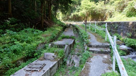 Okuizumo-cho, Japan: 残念なほど朽ちています
