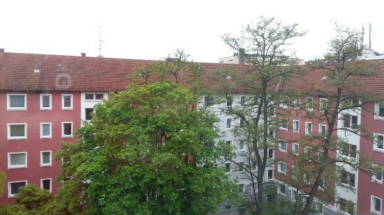 Hotel Königstein: manzara