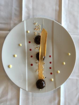 Prefailles, Francia: Chocolat citronné