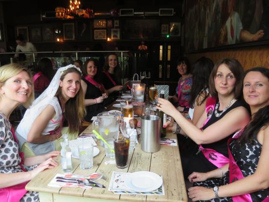 Hen Party Cardiff