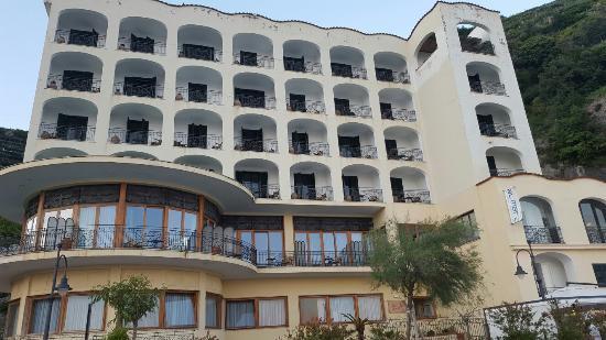 Sole Splendid Hotel : Esterno