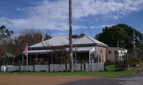 Mount Barker The Old Police Station