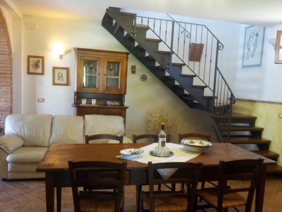 Santarello, Italien: Sala da pranzo