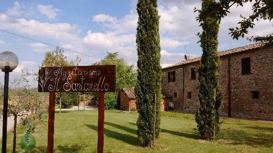 Santarello, Italien: esterno