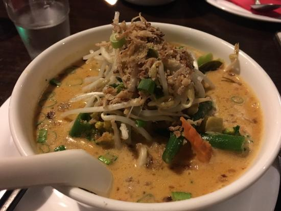Emu Plains, Australia: The Thai Laksha @ Ping Kun