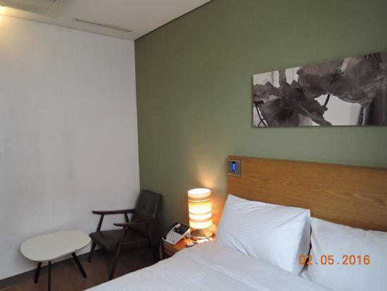 Lamer Hotel: camera