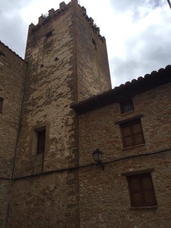 La Iglesuela del Cid, สเปน: Ayuntamiento y Torre del Castillo