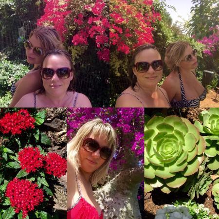 Netanya, Israel: Краски просто поражают воображение ! Имейте удовольствие и наслаждайтесь водными процедурами и к