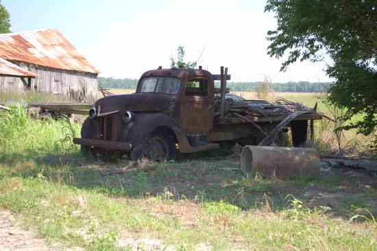 ทิโบโด, หลุยเซียน่า: Camion d'époque