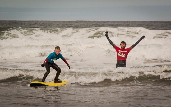 South Shields Surf School