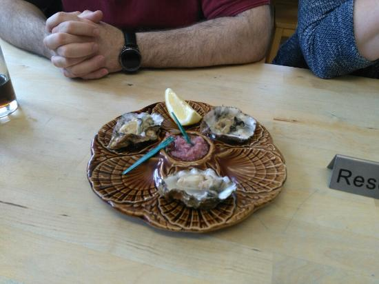 West Mersea Oyster Bar Photo