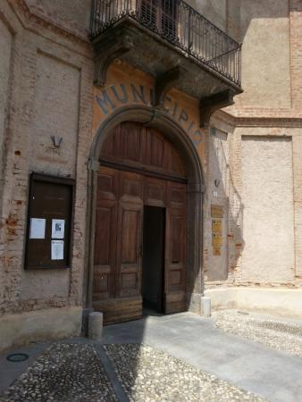 Palazzo Drago Ristorante Vineria: Ingresso