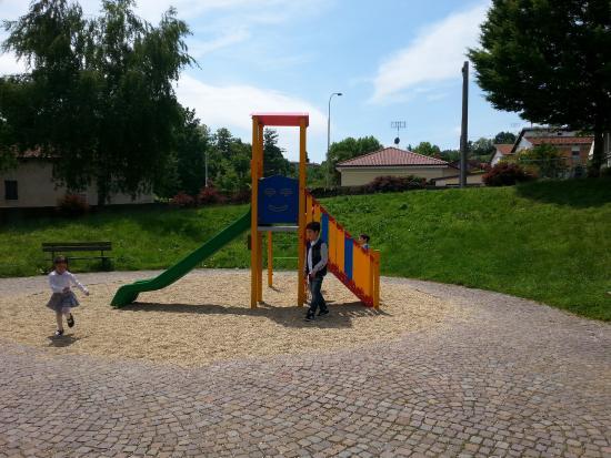 Palazzo Drago Ristorante Vineria: Parco giochi