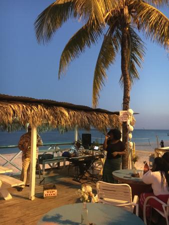 Tony Macaroni's Conch Experience : Live Jazz Abend! AMAZING!!!