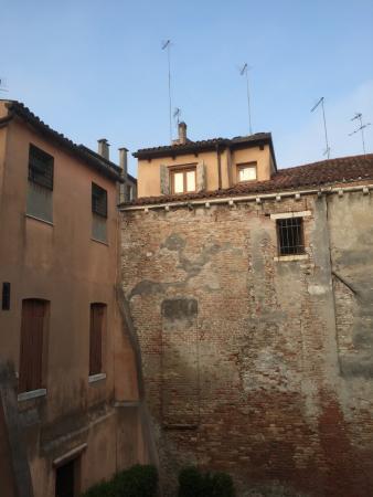 Corte dei Santi: 部屋からの眺め