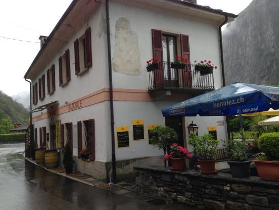 Gordevio, Швейцария: Birraria