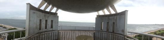 Panorama von der Aussichtsplattform