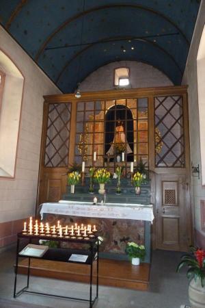 Haslach im Kinzigtal, Germania: Die schwarze Maria