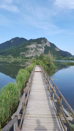 Provaglio d'Iseo, Itália: percorso centrale