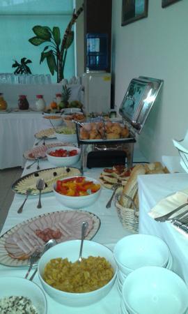 Doručak Picture Of Hotel Aurora Novi Sad Tripadvisor