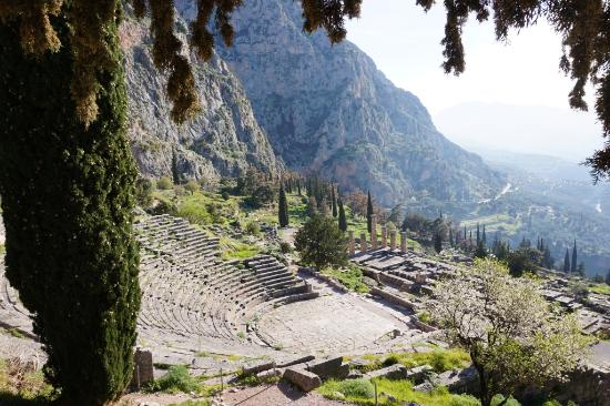 Hiking Adventures - Delphi Ancient Trail