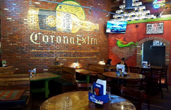 Tijuana Taxi Company Dining Room
