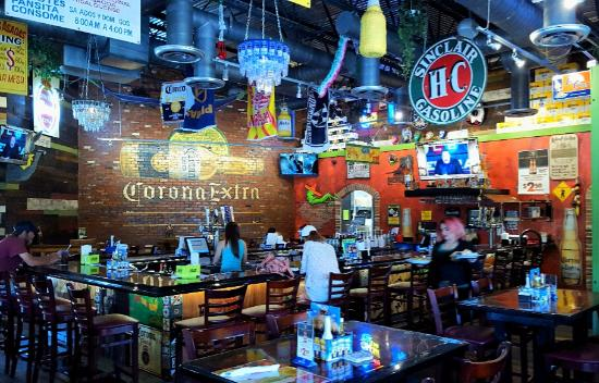 Tijuana Taxi Company Bar