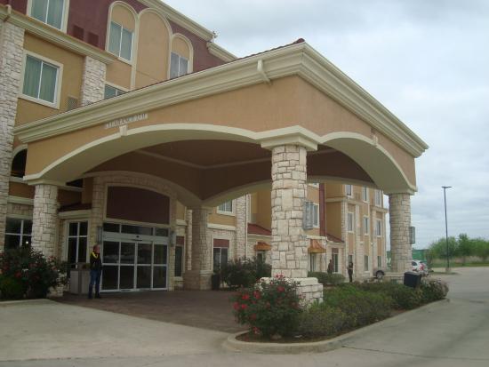 Comfort Suites Gainesville: Eingangsbereich
