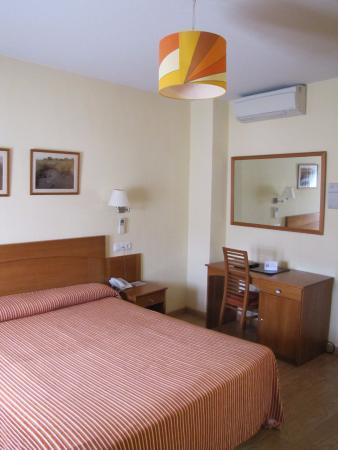 Hotel Las Tablas Bild