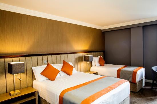 Midlands Park Hotel, hôtels à Portlaoise