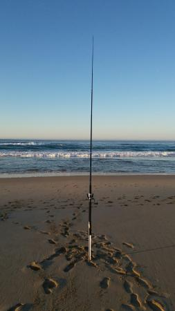 The Dunes Hotel & Resort: Surf Fishing
