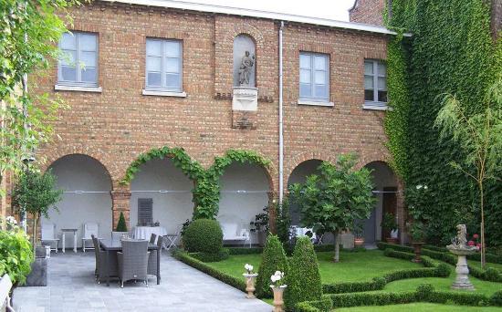 Flanders, Belgium: Jardin