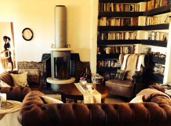 Guesthouse Voigtland : Cozy lounge