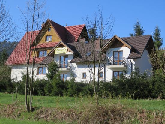 Pokoje i apartamenty pod Jaworzyna w Koninkach