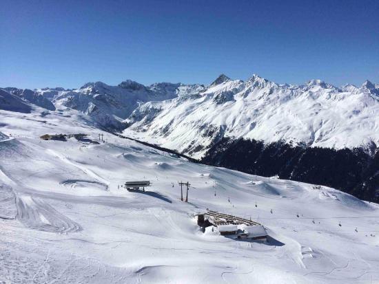 Randa, Suiza: Sjezdovky Parsen